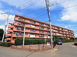 埼玉県所沢市上新井3丁目の賃貸マンションの外観