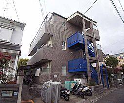 京都府長岡京市天神5丁目の賃貸マンションの外観