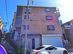 千葉県習志野市鷺沼2丁目の賃貸マンションの外観