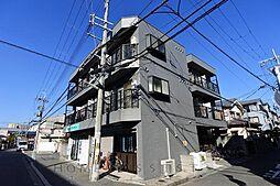 西岩田ハイツ[3階]の外観