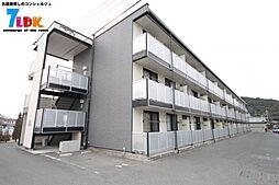 奈良県橿原市醍醐町の賃貸マンションの外観