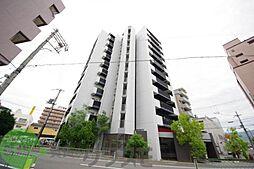 アスヴェルスクエア東大阪[202号室]の外観