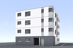 北海道札幌市北区北十六条西4丁目の賃貸マンションの外観
