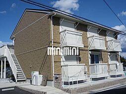 愛知県豊田市前山町2丁目の賃貸アパートの外観