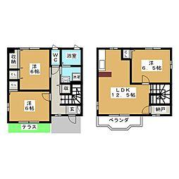 高田駅 14.5万円