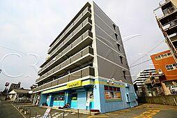 オーシャンビュー江井ヶ島[6階]の外観
