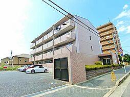 大阪府和泉市のぞみ野3丁目の賃貸マンションの外観