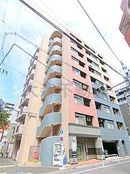 東京都品川区南大井3丁目の賃貸マンションの外観