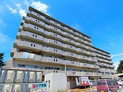 メゾンドール富田林[4階]の外観