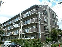 兵庫県西宮市上ケ原十番町の賃貸マンションの外観