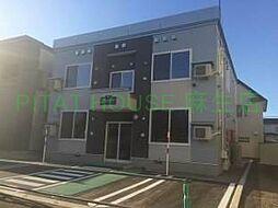 JR学園都市線 八軒駅 徒歩9分の賃貸アパート