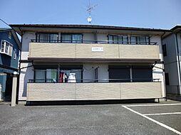 埼玉県加須市花崎1丁目の賃貸アパートの外観