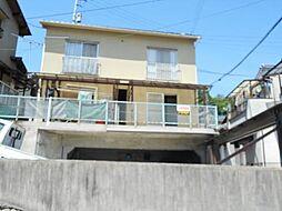 広島県呉市阿賀中央8丁目の賃貸アパートの外観
