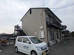 福田ハイツ[202号室]の外観