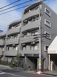 ビュートピネ早稲田[1階]の外観