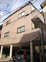サンライズ阿倍野[3階]の外観