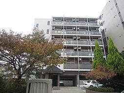 大阪府高槻市富田町3の賃貸マンションの外観