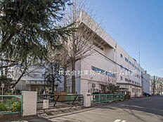 中学校 2000m 東久留米市立東中学校