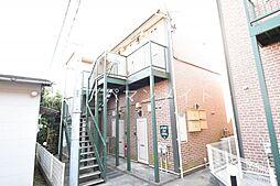 ハーミットクラブハウス戸塚C棟(ハーミットクラブハウストツカC[1階]の外観