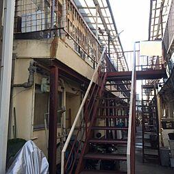 浜寺石津町東アパート[1階]の外観