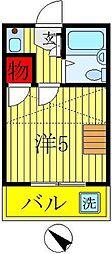 松戸新田駅 2.3万円