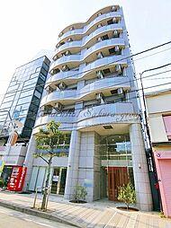 ビュ−クロス湘南[6階]の外観