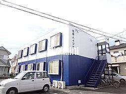 松野ハイツ2[1階]の外観