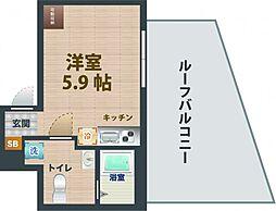 方南町駅 7.8万円