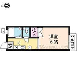 伊勢田駅 2.7万円