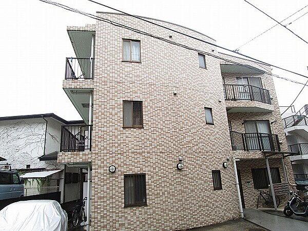 横浜元町ガーデン1[203号室]の外観