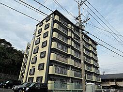 福岡県北九州市八幡西区本城東1丁目の賃貸マンションの外観