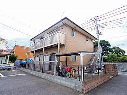 東京都西東京市東町5丁目の賃貸アパートの外観