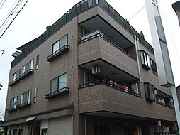 埼玉県さいたま市中央区上落合4丁目の賃貸マンションの外観