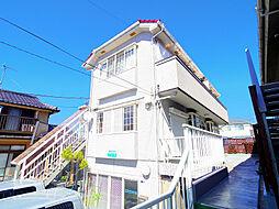 コーポヒル所沢2号館[1階]の外観