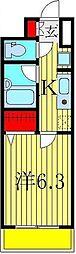 M−FLAT420[325号室]の間取り