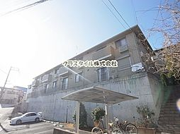 神奈川県厚木市下依知1丁目の賃貸アパートの外観