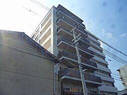 カシェット住吉[5階]の外観
