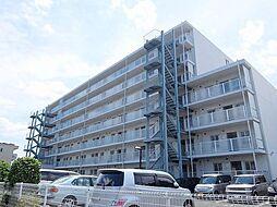 サンソレイユ松戸[4階]の外観