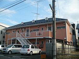 平岡田口ハイツ[101号室]の外観