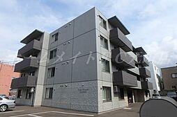 北海道札幌市東区北十条東13丁目の賃貸マンションの外観