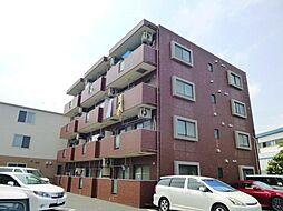 千葉県市川市大町の賃貸マンションの外観