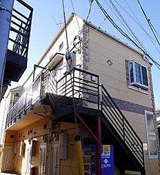 ユナイトステージ屏風ヶ浦弐番館[1階]の外観