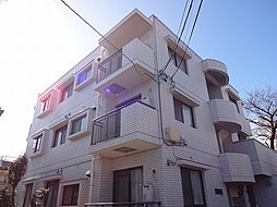 東京都小平市大沼町2丁目の賃貸マンションの外観