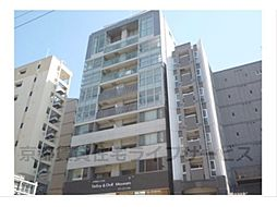 QUON四条柏屋町701[7階]の外観