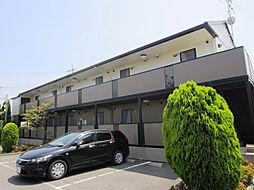 セジュールZIROZA A棟[207号室]の外観