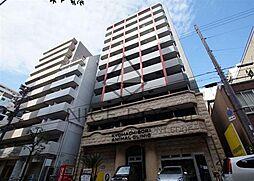 アーデン京町堀ウエスト[8階]の外観