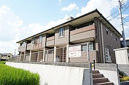 兵庫県川西市笹部2の賃貸アパートの外観