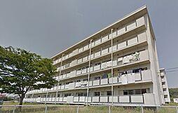 ビレッジハウス船木II1号棟[406号室]の外観