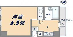 清州プラザ高井田[9階]の間取り