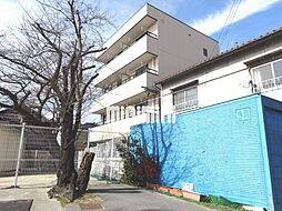 コーポエクレールII[4階]の外観